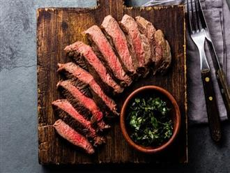 4 thói quen khi ăn thịt gây ảnh hưởng xấu đến sức khỏe