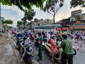 Sau 30-9: Người ở 4 tỉnh thành 'vùng đỏ' gồm TP.HCM, Long An, Bình Dương, Đồng Nai không được ra khỏi khu vực?