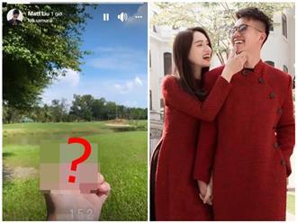 Hương Giang vừa 'comeback', Matt Liu bất ngờ đăng story khoe một thứ...khiến ai cũng phải trầm trồ!