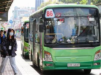 NÓNG: Đề xuất mới cho phép xe buýt ở TP.HCM hoạt động trở lại, người dân có thể đi những tuyến nào?