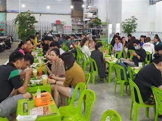 NÓNG: TP.HCM cho phép hàng quán ăn uống tại chỗ và được phục vụ bia, rượu từ hôm nay 27/10