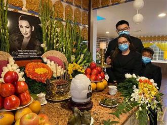 Tro cốt của cố ca sĩ Phi Nhung sẽ được đưa về Việt Nam 1 lần trước khi rải xuống biển theo di nguyện của người quá cố
