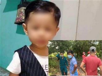 Tìm thấy thi thể bé trai 2 tuổi mất tích ở Bình Dương: Công an 'khám nghiệm tử thi', đang trong quá trình xác minh dấu hiệu phạm tội