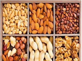 Không chỉ có tác dụng giảm cân, giữ dáng, đây là công dụng tuyệt vời của các loại hạt ăn vặt mà bạn có thể không biết