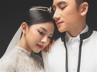 Ảnh cưới bị lỗi lan truyền trên mạng, vợ Phan Mạnh Quỳnh bức xúc: 'Chắc là hiền quá xong bạn muốn làm gì làm'