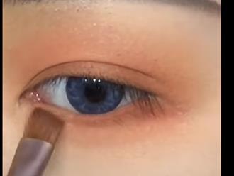 Những cách makeup siêu ảo diệu dành cho những cô nàng mặt 'mâm'
