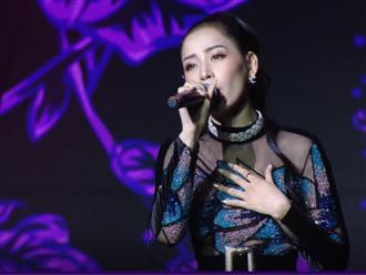 Chi Pu khiến khán giả BẤT NGỜ khi hát live như nuốt đĩa, đúng là 'có công mài sắc có ngày nên kim'