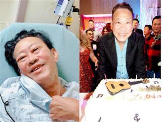 Sức khỏe nhạc sĩ Lê Quang sau khi cắt đi chân phải ra sao?