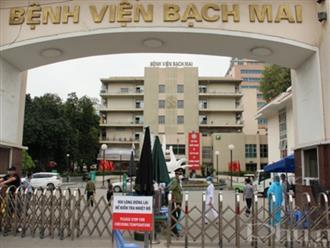 Nóng: Gần 200 cán bộ, nhân viên Bệnh viện Bạch Mai xin nghỉ việc, chuyển công tác
