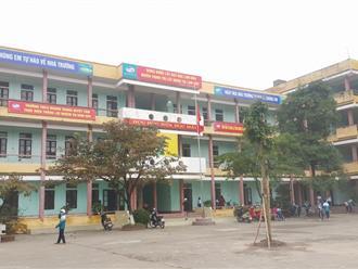 Thông tin ban đầu về việc cô giáo tự ý cắt tóc nam học sinh tại Nam Định