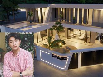 Sau tin đồn tình ái với Minh Hằng, Quốc Trường mua biệt thự khủng, ẩn ý về 'ngôi nhà và những đứa trẻ'