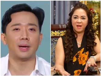 Xôn xao chuyện MC Trấn Thành lên tiếng ủng hộ nữ đại gia Phương Hằng giữa lùm xùm 'cấm cửa nghệ sĩ Việt'