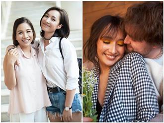 Anna Trương - con gái Mỹ Linh cuối cùng đã tung ảnh cưới với chồng Tây, profile và diện mạo vị hôn phu gây chú ý
