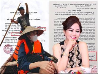 Bà Phương Hằng khẳng định Thủy Tiên chưa giải ngân tiền từ thiện vì giấy xác nhận không đề tên MTQ, tuyên bố đây là 'cú KNOCK OUT cuối cùng'?