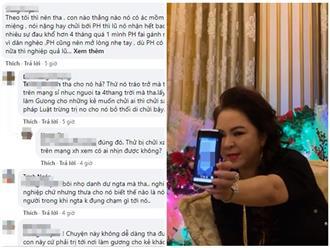 Bà Phương Hằng ra 'tối hậu thư' thông báo cuối cùng về hành vi của nhân vật Huỳnh Ngọc Thiên Hương?