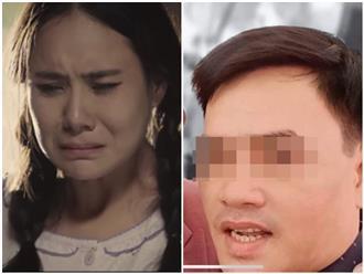 Hồ Bích Trâm khóc sưng mắt vì một người đàn ông 'ác độc' không mời mà đến trong đám cưới