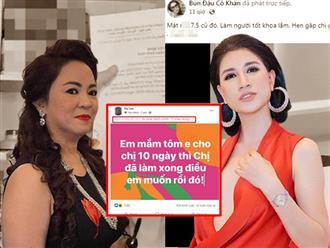 'Bộ đôi ân oán' hot nhất MXH tiếp tục đối đầu: 'Chị gái' Đại Nam nhắn nhủ 'em gái' Trang Khàn một điều trước thông tin cựu mẫu bị phạt 7,5 triệu đồng