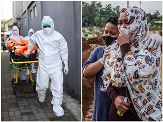 'Bóng đen' COVID-19 bủa vây Indonesia, biến đảo quốc trở thành 'địa ngục trần gian', chìm trong khủng hoảng, vượt cả 'tâm chấn' Ấn Độ