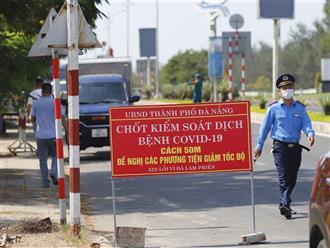 Tin vui: Đà Nẵng đã 'phủ xanh' quận đầu tiên, sẽ nới lỏng một số hoạt động từ ngày 16/9
