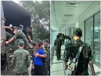 Sài Gòn dần 'khỏe' lại, chiến sĩ bộ đội tạm biệt TP mang tên Bác: Giờ phút chia tay bịn rịn, lau vội dòng nước mắt, xúc động không nói nên lời