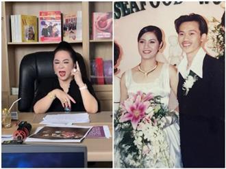 Vợ con đề huề, Hoài Linh vẫn bị bà Phương Hằng gọi là 'con bóng', hé lộ lý do danh hài bất ngờ bỏ gia đình từ Mỹ về Việt Nam?