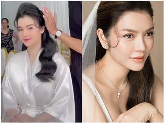 Rò rỉ loạt hình ảnh con dâu bà Nguyễn Phương Hằng, cư dân mạng đồn đoán gia thế vì quá giống Lý Nhã Kỳ