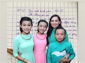 Con nuôi Phi Nhung nghẹn ngào chia sẻ những dòng thư tay gửi mẹ, nhắc đến cả Hồ Văn Cường