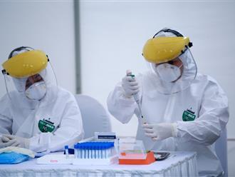 Nóng: Ngày 17/9 Việt Nam ghi nhận 11.521 ca mắc COVID-19, trong 24 giờ qua số ca nhiễm ghi nhận trong nước tăng 1.024 ca