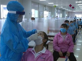 Thái Nguyên: Ghi nhận 1 ca dương tính COVID-19, làm việc ở 3 công ty, có tới 440 F1