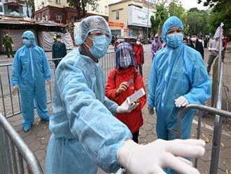 Hà Nội: 3 trường hợp dương tính Covid-19 mới có liên quan đến 'ổ dịch' bệnh viện K cơ sở Tân Triều