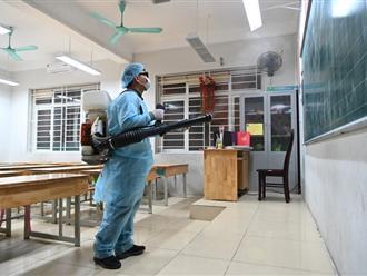 Gia Lai: Hơn 1000 học sinh phải nghỉ học khẩn cấp vì 1 học sinh tiếp xúc với F0
