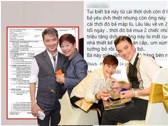 Cư dân mạng tiết lộ gây SỐC về hôn nhân của Mr.Đàm và vợ đại gia: Mê mệt chồng, về Việt Nam 'giỡn tối ngày'?