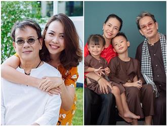 Nam nhạc sĩ Việt lấy vợ kém 44 tuổi nhưng vẫn phong độ ngời ngời, tiết lộ những 'góc khuất' trong hôn nhân lệch tuổi