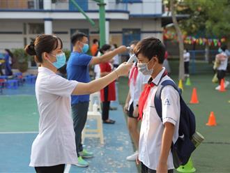 Các trường THPT trên địa bàn TP.HCM phải hoàn thành kiểm tra học kì II trước 9/5