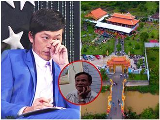 Giữa ồn ào người dân tố Hoài Linh nợ tiền gỗ xây nhà thờ Tổ trăm tỷ, lãnh đạo địa phương lên tiếng: 'Phải chăng có sự nhầm lẫn'