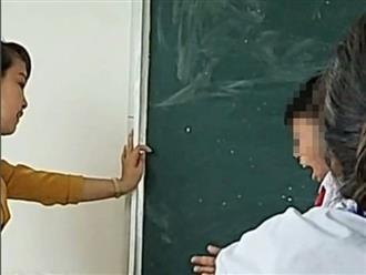 Kiên Giang: Giáo viên GDCD xin lỗi vì dùng thước gỗ đánh học sinh, thừa nhận thiếu kinh nghiệm giáo dục