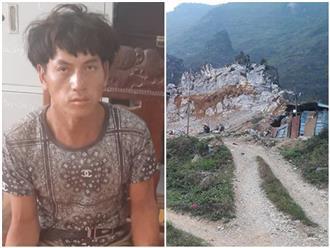 Hà Giang: Có hơi men trong người, nghi phạm bất ngờ giết 2 bạn nhậu rồi ném xác vào hỏm đá