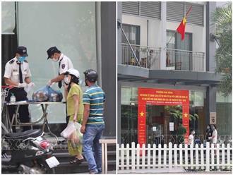 Hà Nội: Phong tỏa chung cư 1.500 cư dân do liên quan chuyên gia Ấn Độ dương tính COVID-19