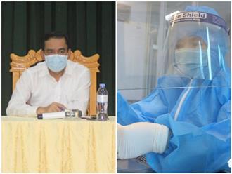 Phát hiện 2 ca nghi tái nhiễm Covid-19 sau cách ly về cộng đồng, Hà Tĩnh họp khẩn