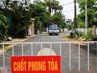 Hà Tĩnh: Phong tỏa 900 hộ dân với hơn 3.100 nhân khẩu vì liên quan đến Covid-19