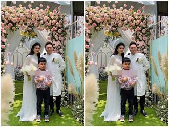 Giữa sóng gió thị phi, bà Nguyễn Phương Hằng và đại gia Dũng 'lò vôi' bí mật tổ chức hôn lễ cho con trai