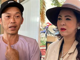 """Vợ ông Dũng """"lò vôi"""" lại réo tên NS Hoài Linh: """"Thách Thức Danh Hài mà được khán giả ủng hộ thì tôi đi đầu xuống đất"""""""