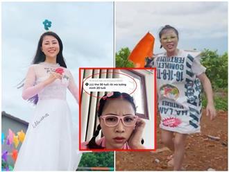 Từng khóc lóc tuyên bố nghỉ Youtube, Thơ Nguyễn bất ngờ tái xuất với gu thời trang... khó hiểu