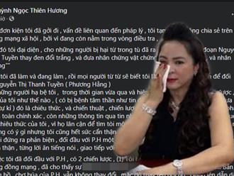 Huỳnh Ngọc Thiên Hương 'lớn giọng' khẳng định hạ bệ bà Phương Hằng, có hẳn 2 chiến lược và nắm chắc phần thắng trong tay