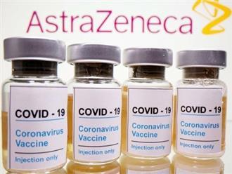 Kết quả đầy hứa hẹn trong việc sử dụng 2 liều vaccine COVID-19 AstraZeneca làm phương pháp điều trị bệnh ung thư