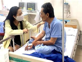 NS Trịnh Kim Chi lên tiếng khi bị tố dàn dựng bệnh tình của NS Thương Tín để kêu gọi từ thiện: 'Đừng tàn nhẫn với chúng tôi như vậy'