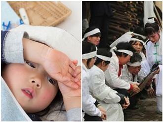 Một bé gái bị bệnh nặng sau khi dự đám tang bà ngoại bất chấp phản đối của người thân, người mẹ 'rùng mình' với nguyên nhân sự việc