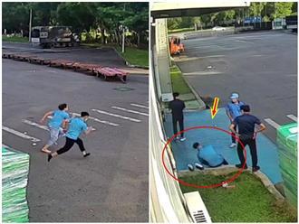Nam công nhân ở Bà Rịa - Vũng Tàu tử vong đột ngột, nghi do đột quỵ sau khi chạy đua với đồng nghiệp