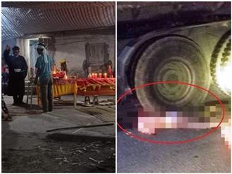 Nghệ An: Tai nạn thương tâm khiến vợ tử vong tại chỗ, chồng bị thương nặng