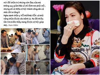 Nhật Kim Anh xin lỗi việc 'PR khám bệnh với Võ Hoàng Yên' nhưng bị lên án, fan bảo vệ: 'Còn hơn khối kẻ im lặng nhưng âm thầm công kích'